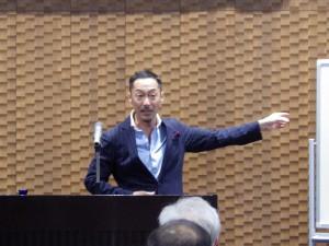 村田学長講演