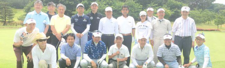 【開催報告】2017夏季支部ゴルフ会&懇親会(表彰式)