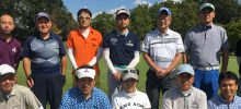【開催報告】2018秋季支部ゴルフ会